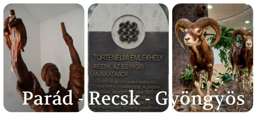 Recsk collage