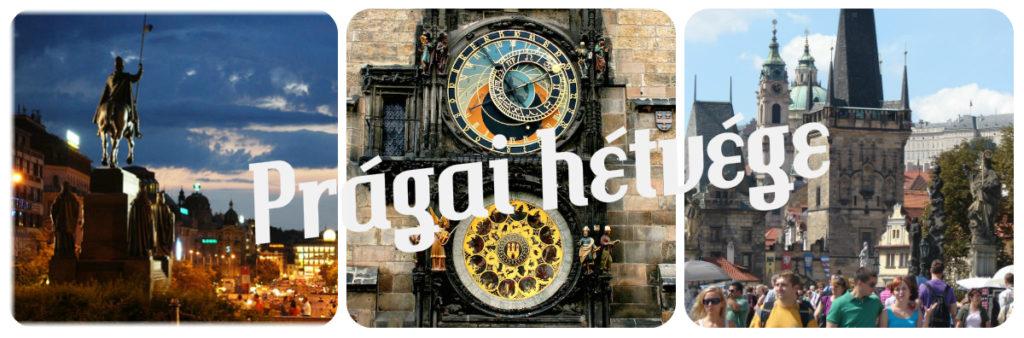 collage Prága szöveg