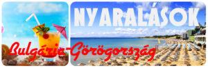 collage nyaralás BG GR
