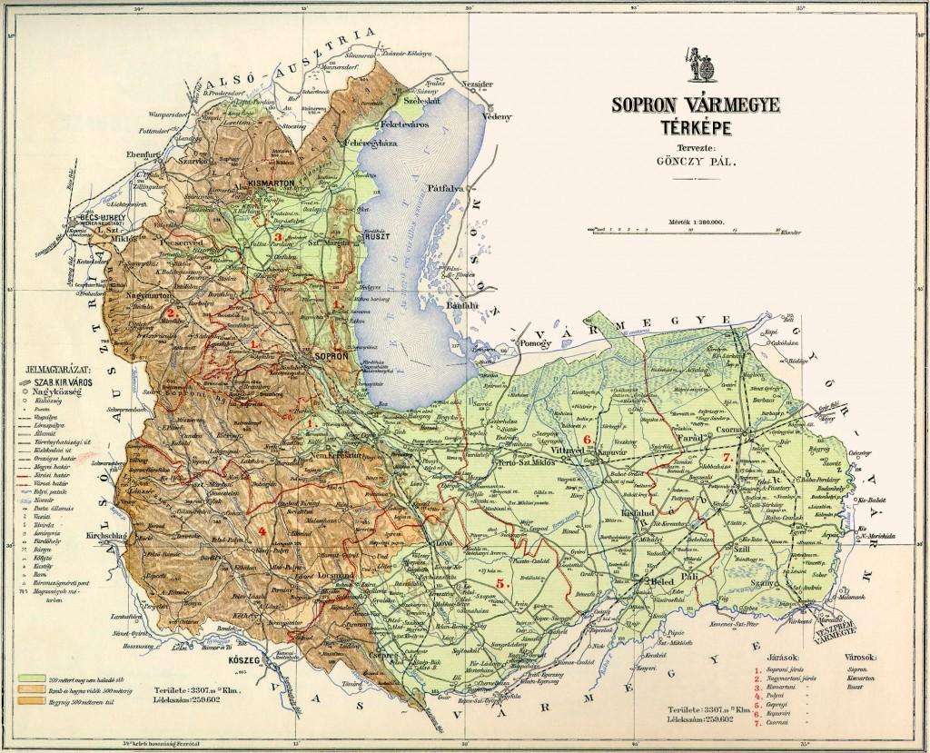 sopron vármegye
