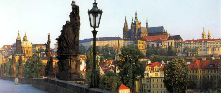 Prága - Esterházy János emlékünnep