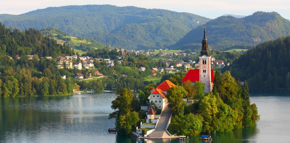 Szlovénia: Alpoktól az Adriáig