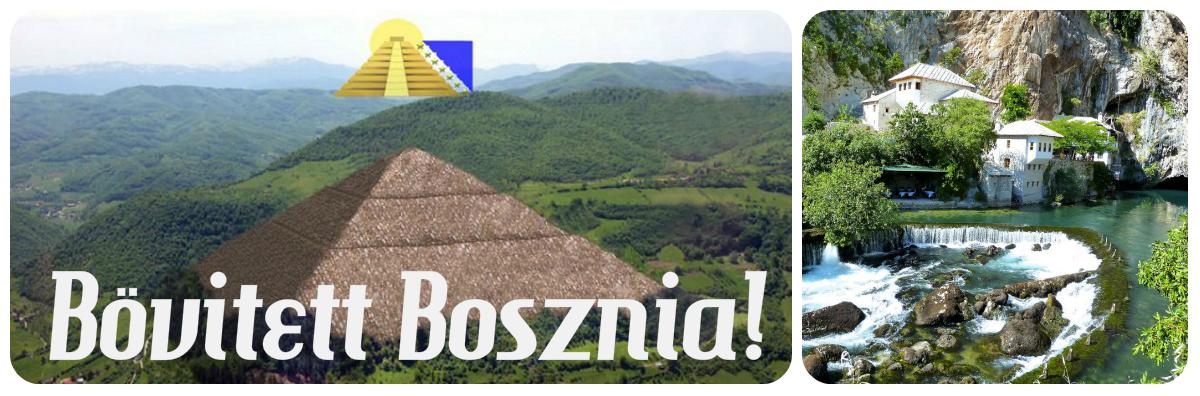 4 napos Bosznia és a piramisok